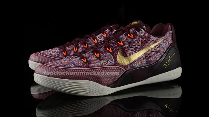 "competitive price 9f7c3 e3894 Nike Kobe 9 ""Silk Road"""