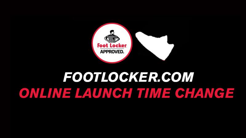 b7419a55e3 Footlocker.com New Online Launch Time Details – Foot Locker Blog
