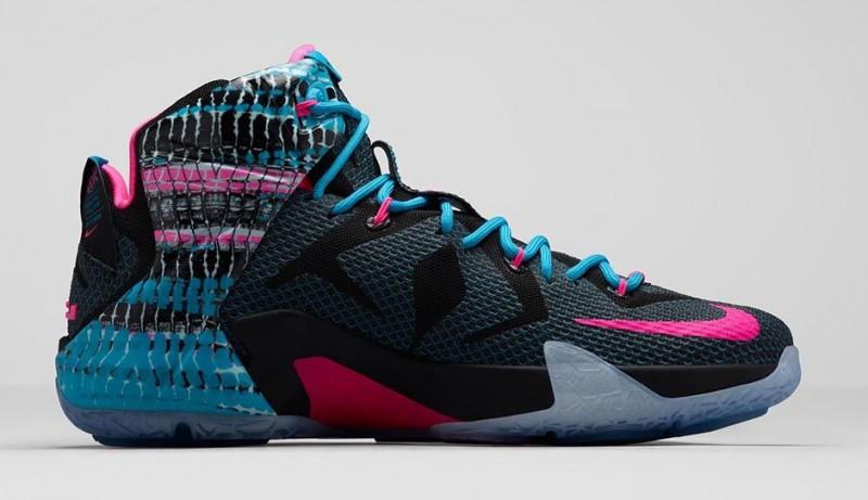 ac386c5f587 Foot Locker Unlocked Nike LeBron 12 23 Chromosomes 3.  Foot Locker Unlocked Nike LeBron 12 23 Chromosomes 4