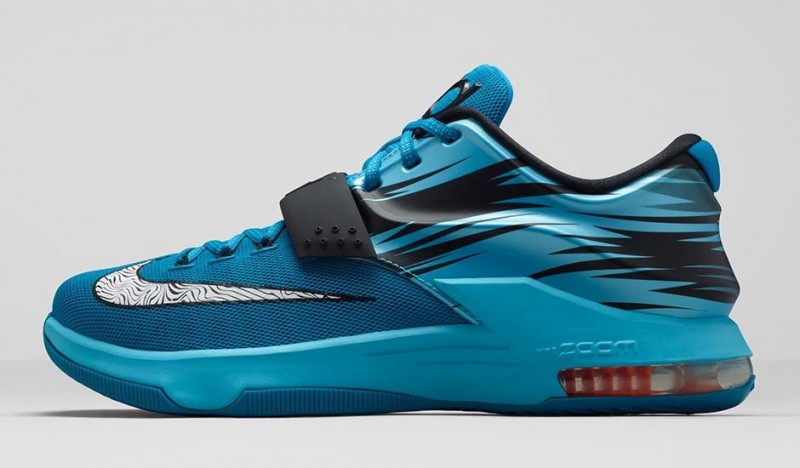 "finest selection ce366 8ada3 Nike KD 7 ""Road Camo"" – Foot Locker Blog"