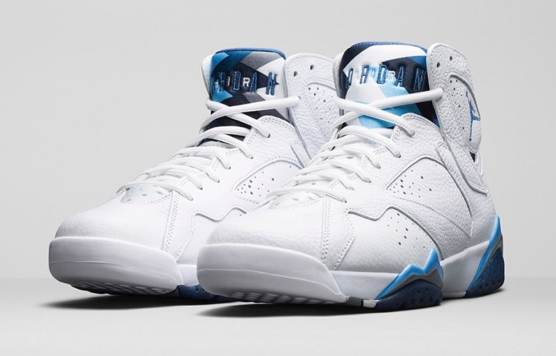 73e3920fa8d Air Jordan 7 Retro 'French Blue' Release Details