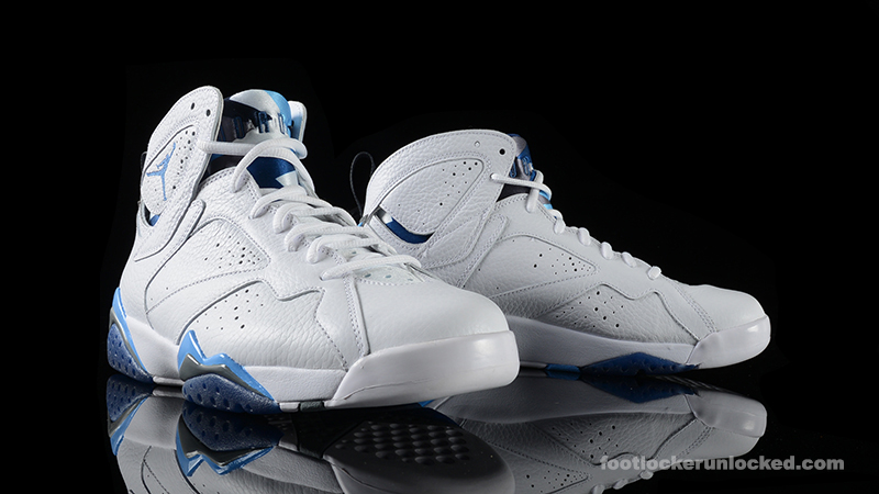 the best attitude 0c6b4 06ada FL-Unlocked-Air-Jordan-7-Retro-French-Blue-