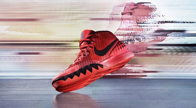 half off 15105 2268a FL Unlocked FL Unlocked Nike Kyrie 1 Deceptive Red 01. In 2015, Nike s  newest signature basketball athlete Kyrie Irving ...