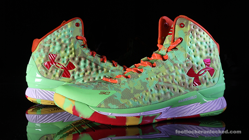competitive price 0acc0 d41e4 Under-Armour-Curry-One-Candy-Reign-1