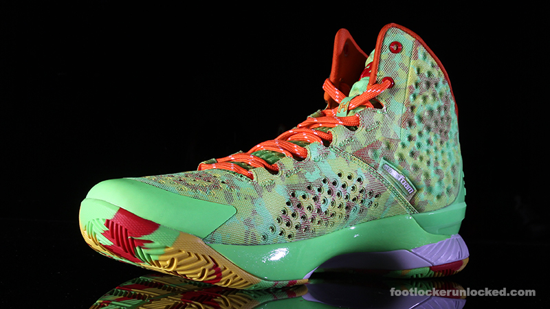 036ddb86af4 Foot Locker Exclusive  Under Armour Curry One  Candy Reign  – Foot ...