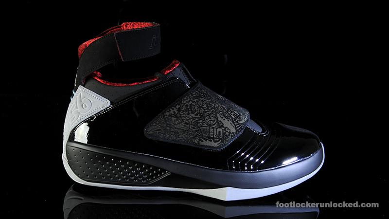 af046ebab57c Air Jordan XX  Stealth  – Foot Locker Blog