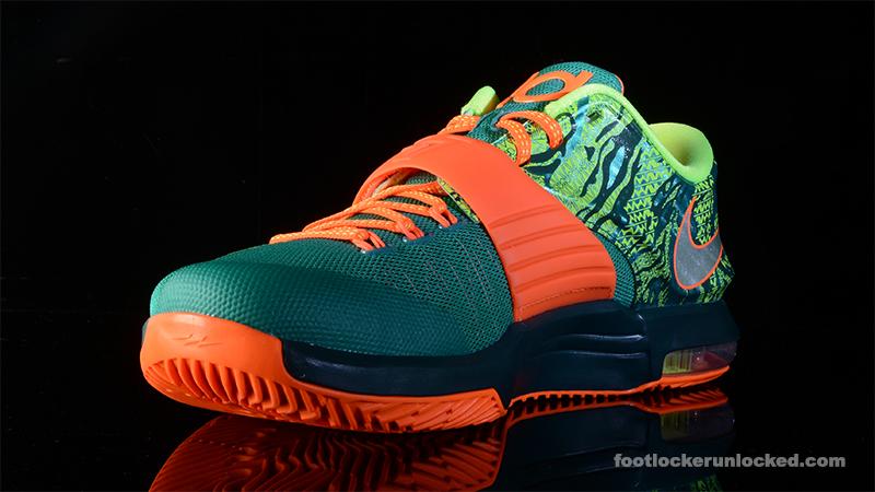 the best attitude 38c35 b14aa ... Foot-Locker-Nike-KD-VII-Weatherman-4 ...