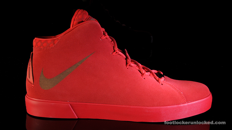 253050f7d8a1 ... discount foot locker nike lebron 12 lifestyle red 2 fdc14 24d9e