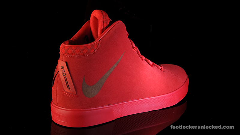 finest selection 53a5f 9c23f ... Foot-Locker-Nike-LeBron-12-Lifestyle-Red-6