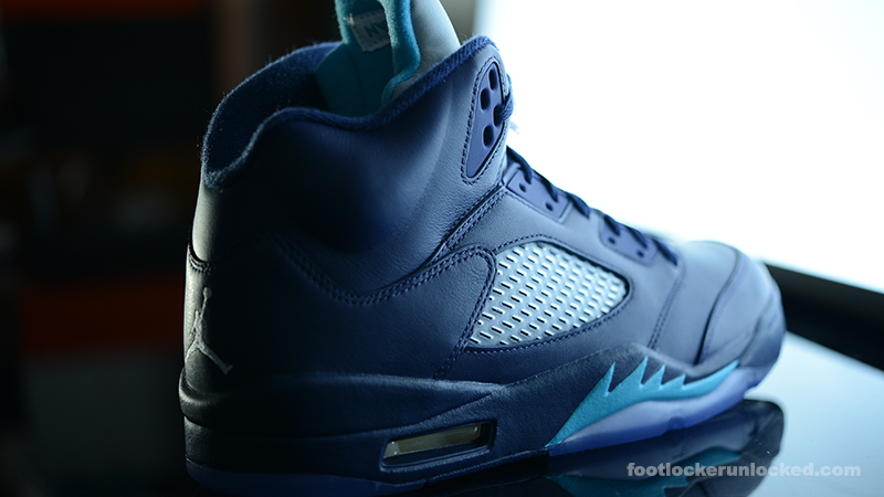 "Air Jordan 5 Retro ""Midnight Navy"" – Foot Locker Blog 21593e11f"