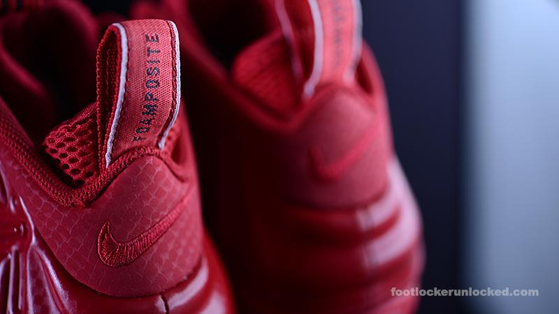 c7deffbbfdf Nike Air Foamposite Pro 'Gym Red' – Foot Locker Blog