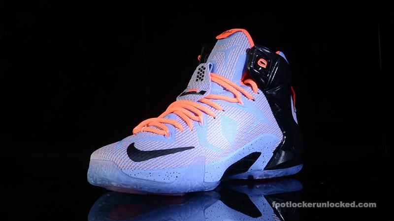 on sale 3f519 d9fe7 Nike Basketball Easter Collection – Foot Locker Blog. Cheap 2015 Nike  LeBron 12 Easter