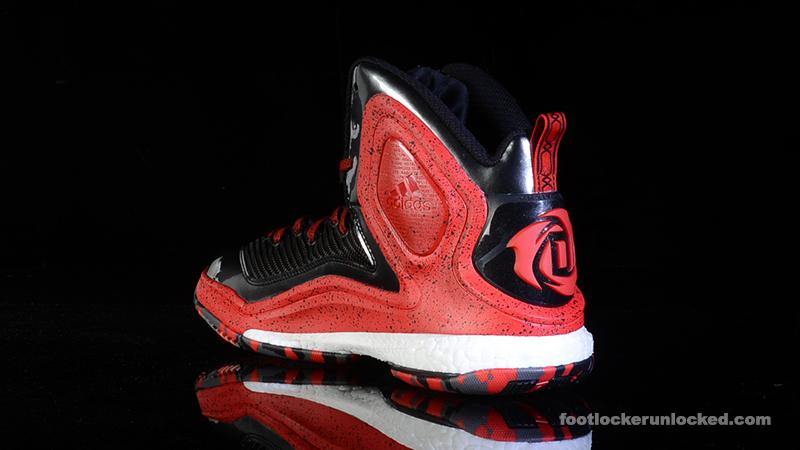 26e8b40ffdfa ... Foot-Locker-adidas-D-Rose-5-Black-Red- ...