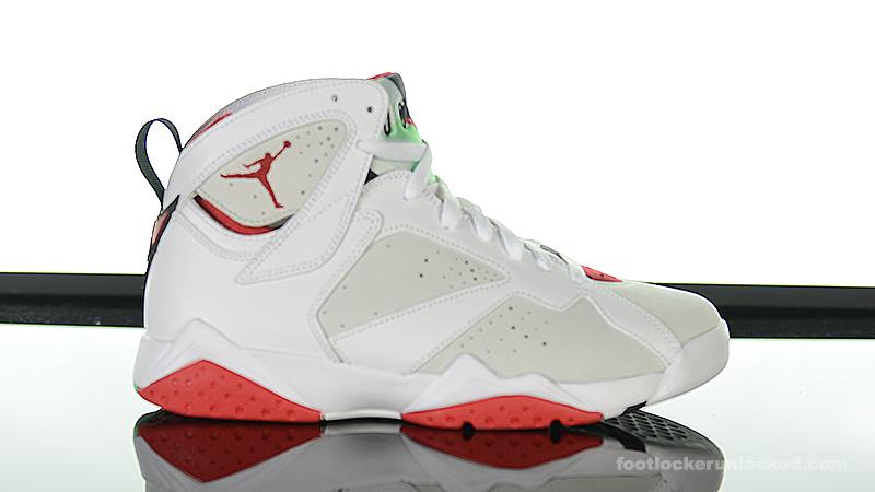 """Air Jordan 7 Retro """"Hare"""" – Foot Locker"""