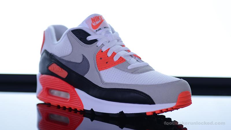 nike air max 90 og �infrared� � foot locker blog