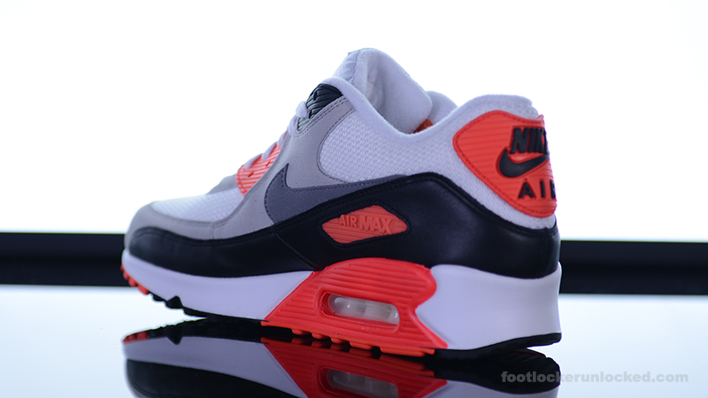innovative design cf351 c86a3 ... Foot-Locker-Nike-Air-Max-90-OG-Infrared- ...