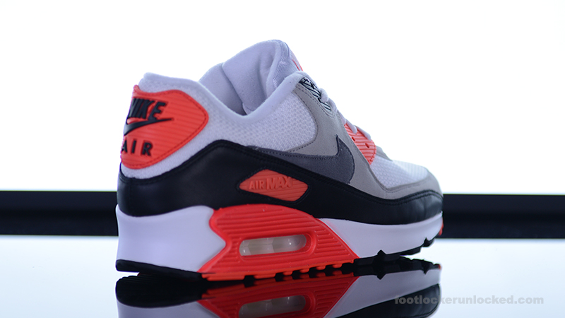 "ec986be4086 Nike Air Max 90 OG ""Infrared"" – Foot Locker Blog"