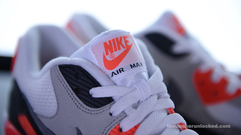 innovative design fc333 1ea09 ... Foot-Locker-Nike-Air-Max-90-OG-Infrared- ...