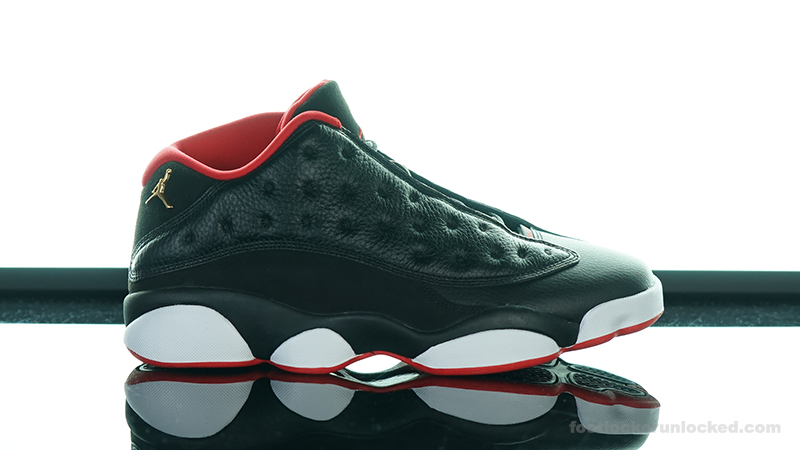 b5ae740e378767 Air Jordan 13 Retro Low Black University Red – Foot Locker Blog