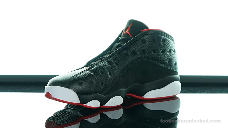 online store 4b8ff 72304 Air Jordan 13 Retro Low Black/University Red – Foot Locker Blog