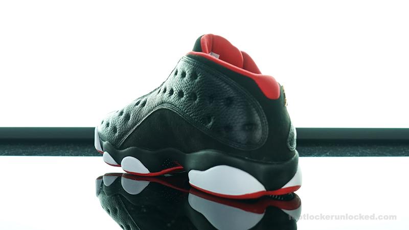2f81fa205400 Air Jordan 13 Retro Low Black University Red – Foot Locker Blog