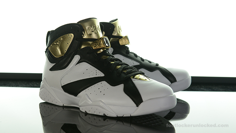 "reputable site 2aed2 2b4cc Air Jordan 7 Retro ""Championship"" Pack – Foot Locker Blog"