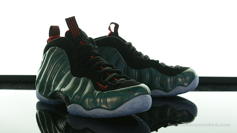 "separation shoes a2452 6b927 Nike Air Foamposite One ""Gone Fishing"" – Foot Locker Blog"