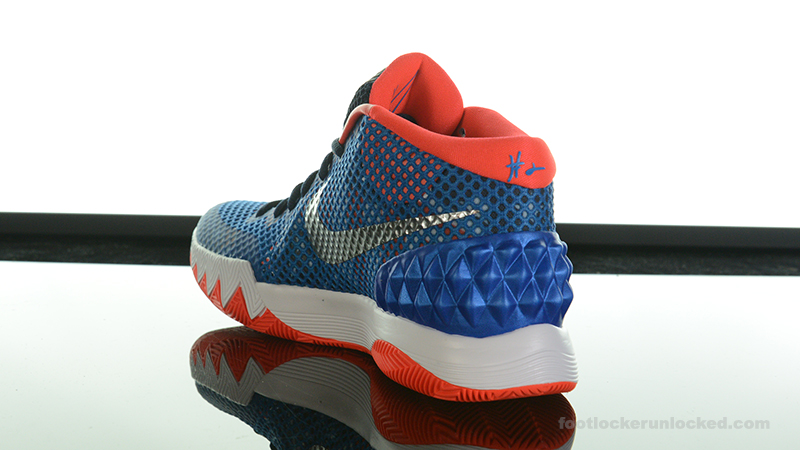 new style d07bb 24379 real kyrie 1 foot locker 4th july 98054 935a3