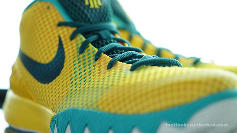 "the latest a3231 8e0e8 Nike Kyrie 1 ""Letterman"" – Foot Locker Blog"