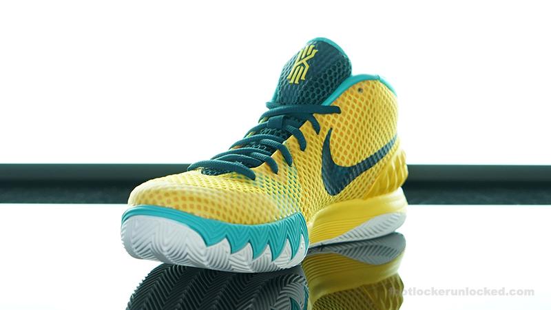 "Nike Kyrie 1 ""Letterman"" – Foot Locker Blog"