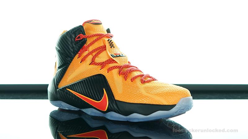 "Nike LeBron 12 ""Witness"" – Foot Locker Blog"