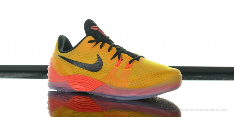 "online store 6be4d f09e6 Nike Zoom Kobe Venomenon 5 ""University Gold"" – Foot Locker Blog"
