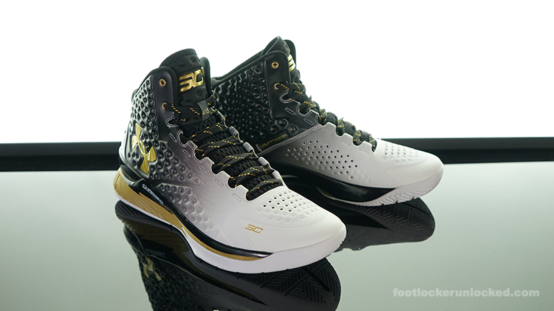 "afb1b603a6ef Under Armour Curry One ""MVP"" – Foot Locker Blog"