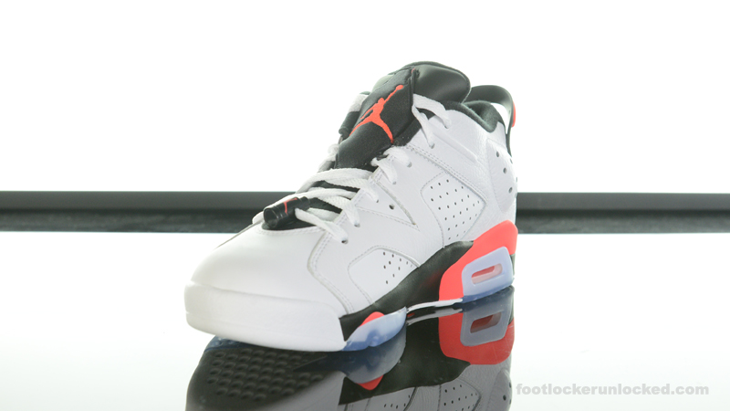 "04a74f1e85a Air Jordan 6 Retro Low ""Infrared"" – Foot Locker Blog"
