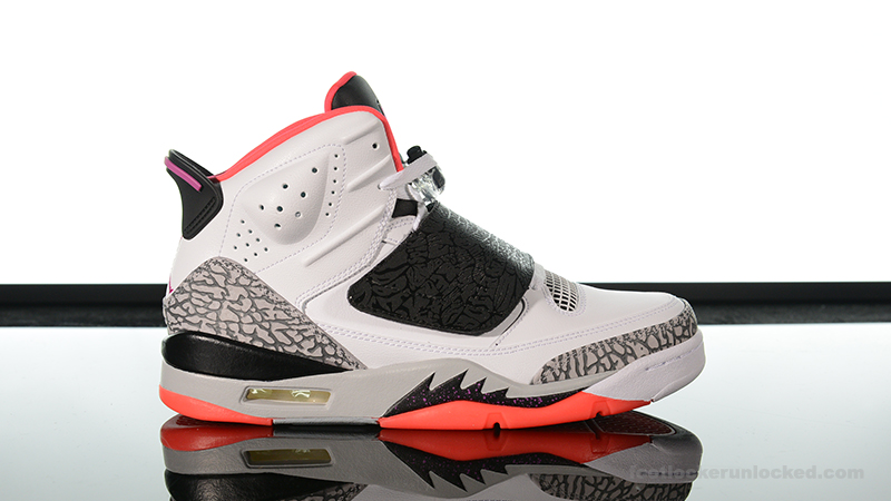 "1d0c12640224 Jordan Son Of Mars ""Hot Lava"" – Foot Locker Blog"