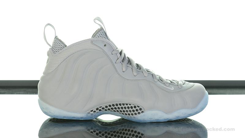 "separation shoes fa97b a9cf0 Nike Air Foamposite One ""Grey Suede"" – Foot Locker Blog"