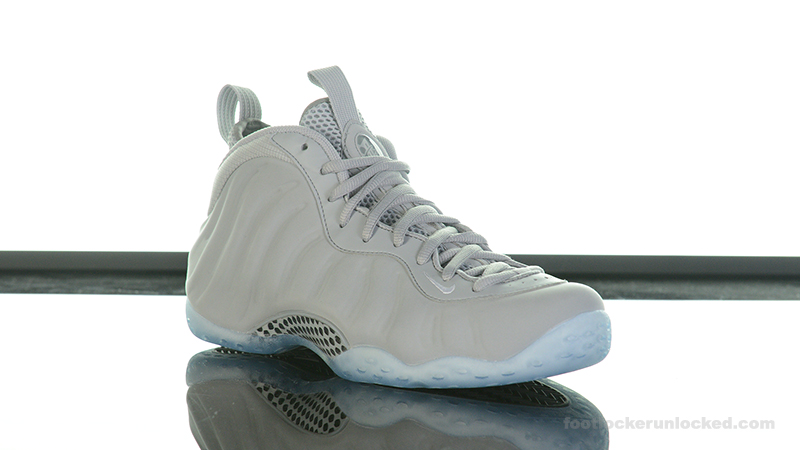 "b2ef47c09d8 Nike Air Foamposite One ""Grey Suede"" – Foot Locker Blog"