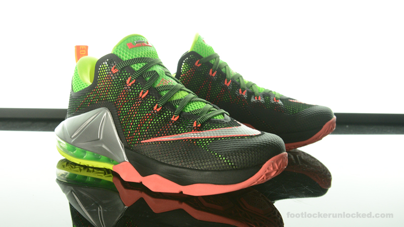 "sports shoes 407e4 d5aba Nike LeBron 12 Low ""Remix"" – Foot Locker Blog"