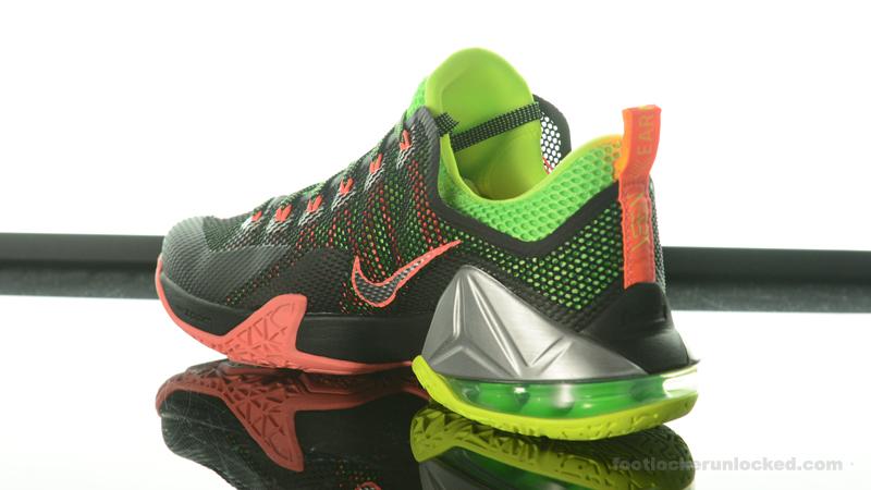 sneakers for cheap 625b6 2fca1 ... Foot-Locker-Nike-LeBron-12-Low-Remix-5 ...