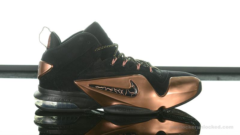 "4e8cef282ae1 Nike Zoom Penny 6 ""Copper"" – Foot Locker Blog"
