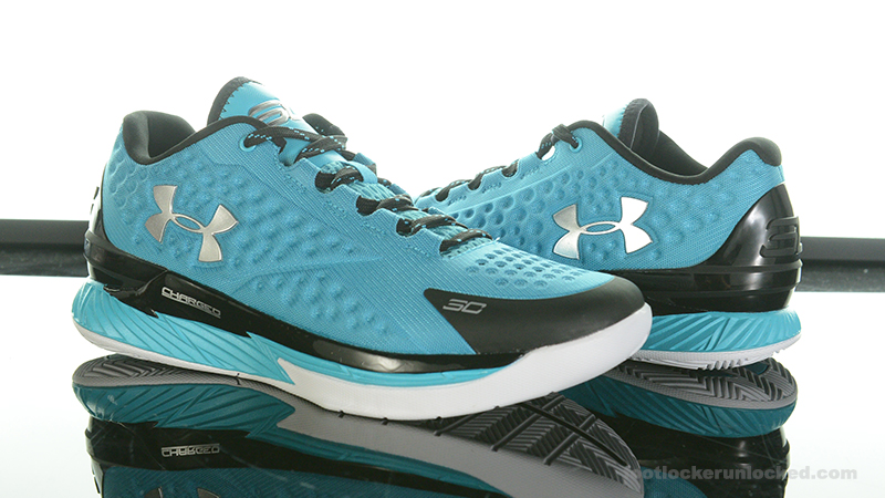 "809a81a0253a Under Armour Curry One Low ""Pacific Blue"" – Foot Locker Blog"