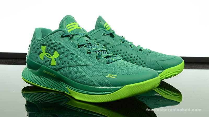 "c25ae2a122e Under Armour Curry One Low ""Scratch Green"""