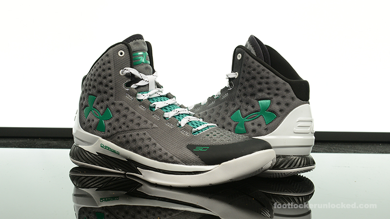 """0bff8d5bd7f2 Under Armour Curry One Mid """"Scratch White"""" – Foot Locker Blog"""