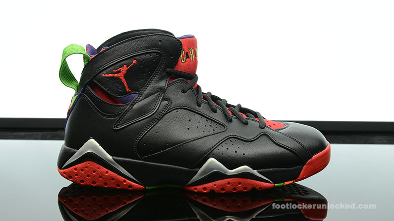 "e49129e52c1c Air Jordan 7 Retro ""Marvin The Martian"" – Foot Locker Blog"