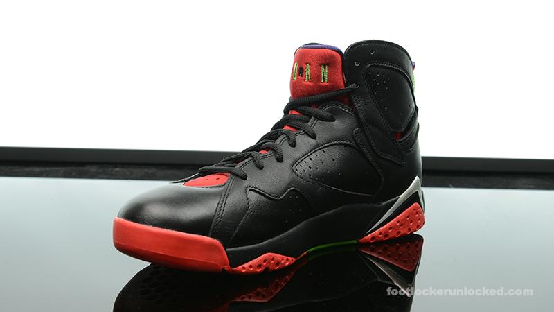 "a5bd5994764e65 Air Jordan 7 Retro ""Marvin The Martian"" – Foot Locker Blog"