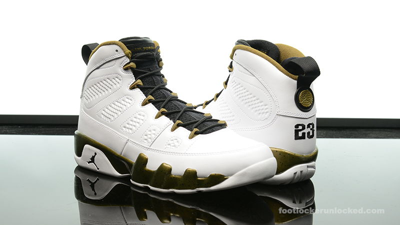 "best sneakers bea1c 69da7 Air Jordan 9 Retro ""Statue"" – Foot Locker Blog"
