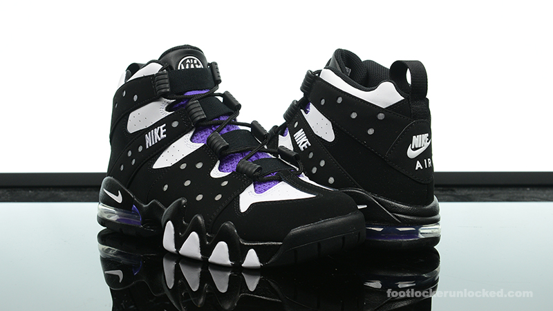 separation shoes 85ec9 eaa92 Nike Air Max2 CB  94 OG Black Purple