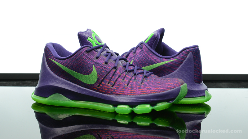 "hot sale online 7e693 feae5 Nike KD 8 ""Suit"" – Foot Locker Blog"