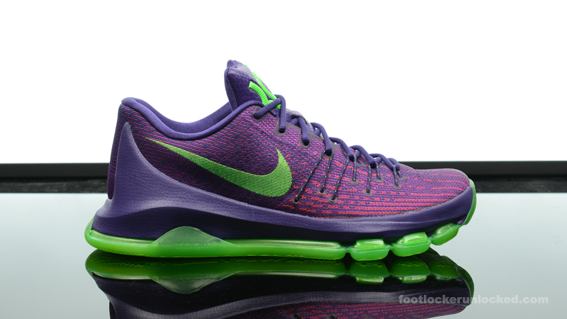 "dos Último micro  Nike KD 8 ""Suit"" – Foot Locker Blog"