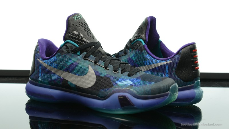 low priced da502 2acaf Nike Kobe X 'Overcome' – Foot Locker Blog